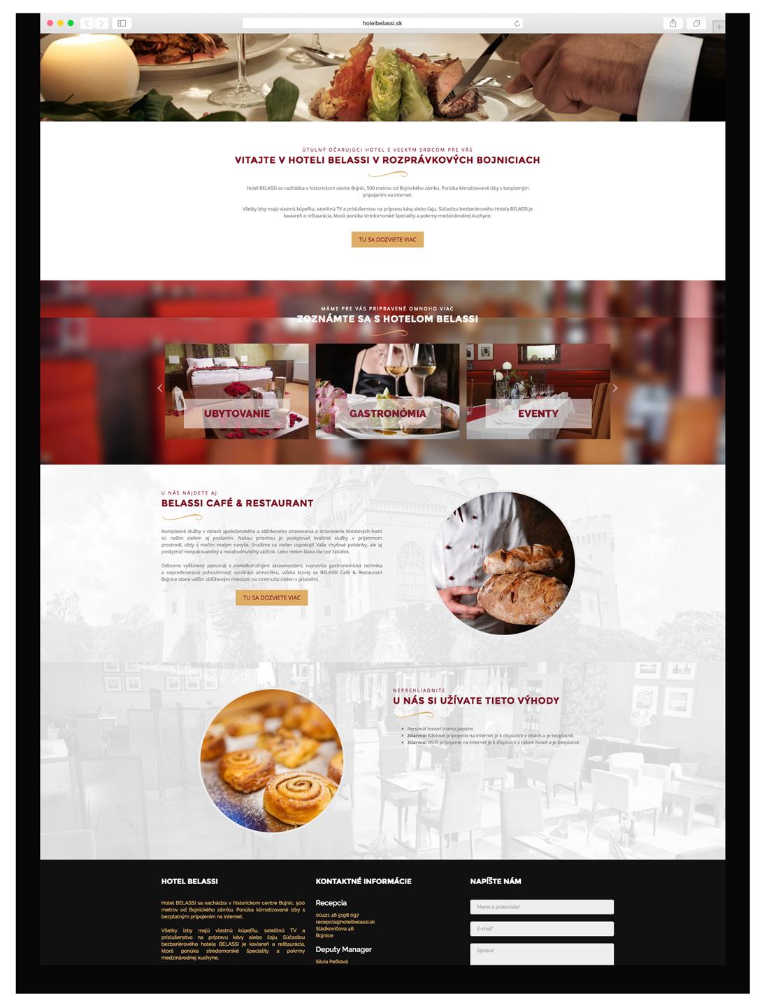 Aktuálny webdizajn